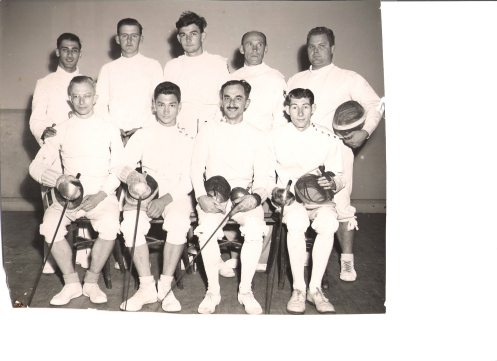 G Blades Fencers 1951