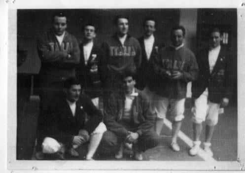 Pavasi, Cross, Bergamini, O'Brien, Di Rosa, Fethers, Steel, Spallino