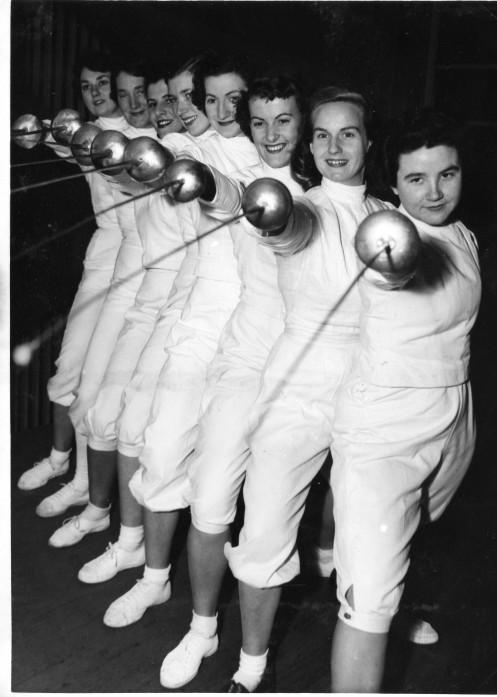 Australian 1951 Foil Finalists