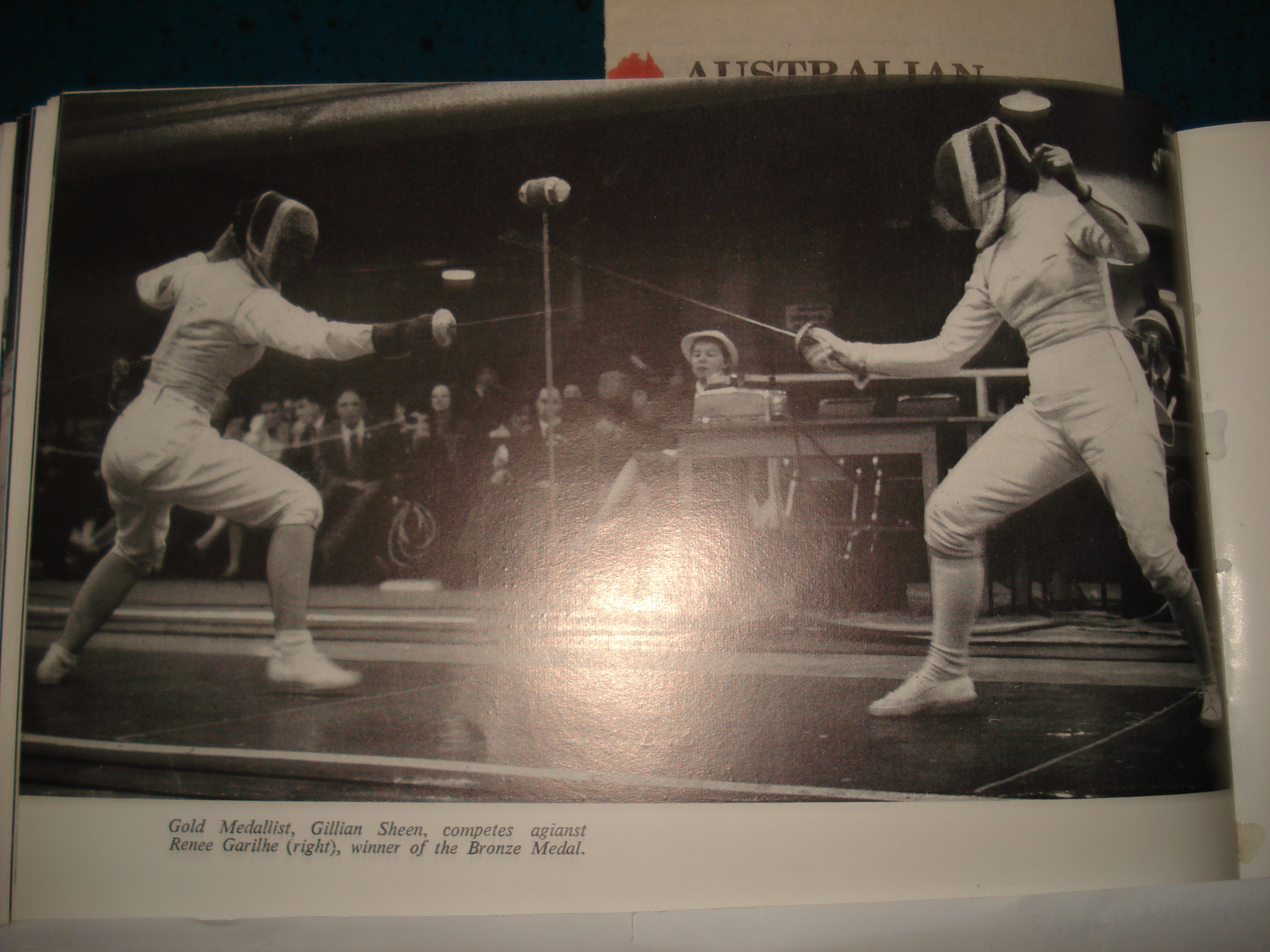 olympic year 1956 the o brien academy of fencing