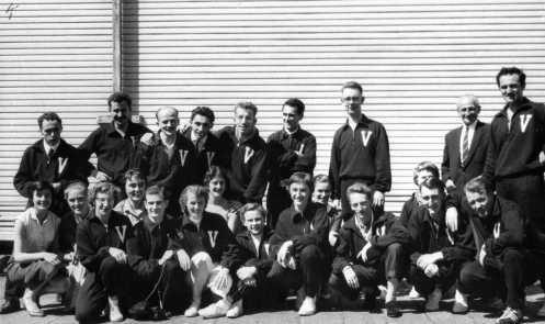 Victorian Team Members