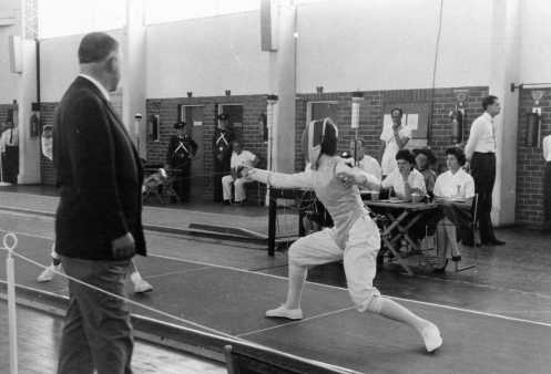 1956 Gold Medalist  Julian Sheen ENG