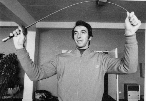 1971 Australian Foil Champion Christian Noel French World Foil Champion