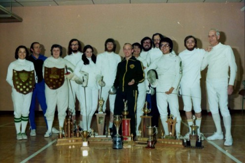 U.of.A Fencing Club