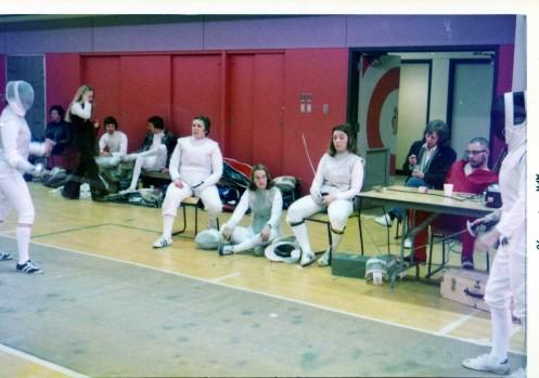 University of Alberta Fencing