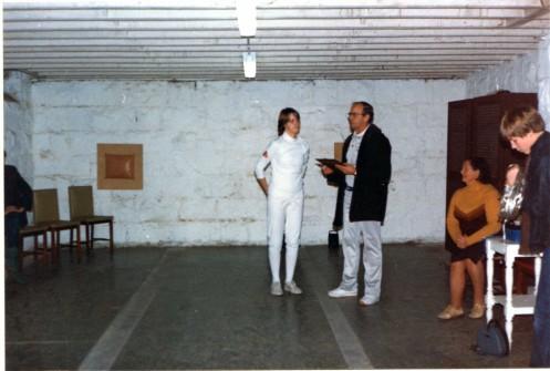 Loreto Convent Fencing Salle d'Armes Toorak