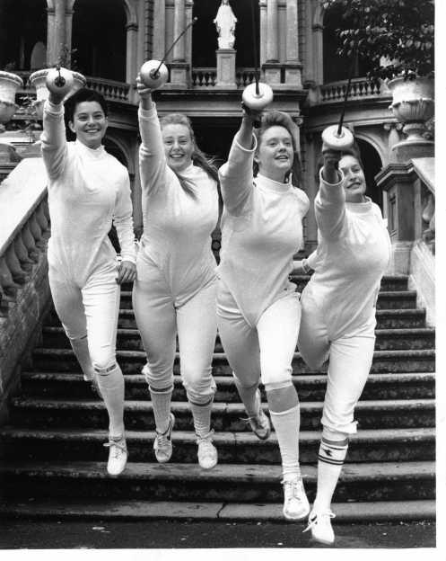 Loreto Fencers