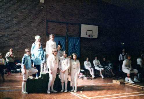 Underage Championships