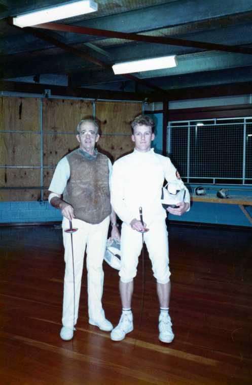 Coaches -   Craig Gemeiner and Michael O'Brien