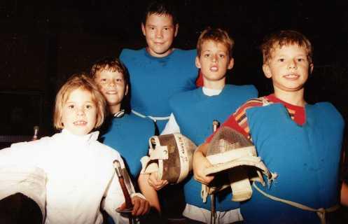 Junior Fencers