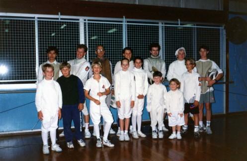 PCYC Club Members
