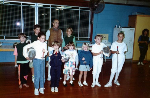 PCYC Fencers